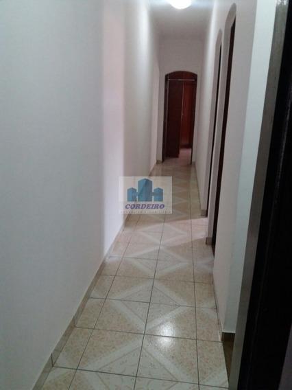 Sobrado De 03 Dormitórios Em São Bernardo Do Campo - 777
