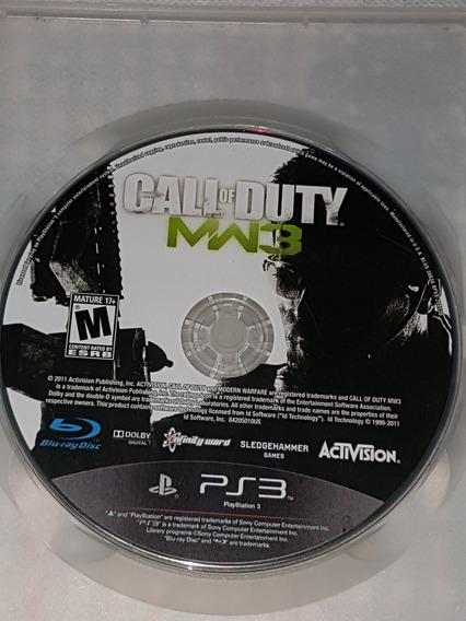 Call Of Duty Mw3 Ps3 Usado Ótimo Estado Físico