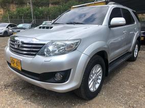 Toyota Fortuner 2014 Plus Automatico 4x4