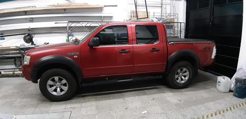 Ford Ranger Xlt Doble Cabina 2009 Motor 2600 4 X 4