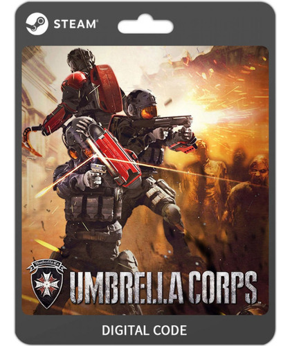 Umbrella Corps Deluxe Edition | Pc | Formato Digital Steam