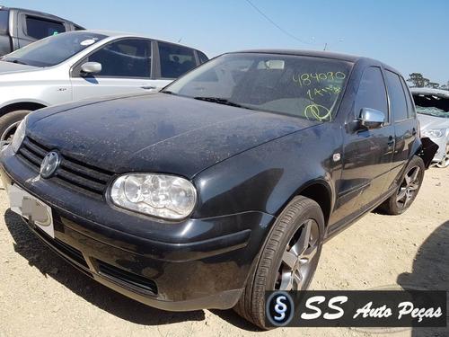 Sucata Volkswagen Golf 2005 - Somente Retirar Peças
