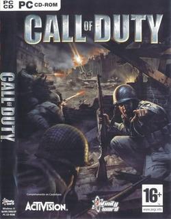 Call Of Duty 1+ Battle Vs Chess Juego Pc Disco Fisico