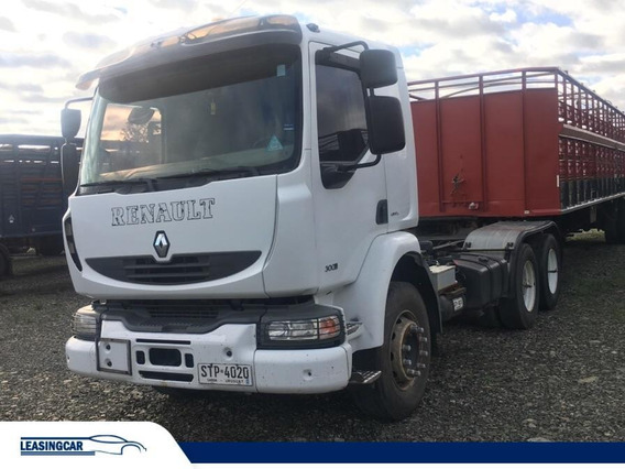 Renault 300 Doble Eje 2009 Impecable!