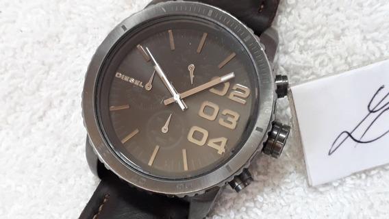 Relógio Diesel Dz-5329, Cronógrafo Masculino !