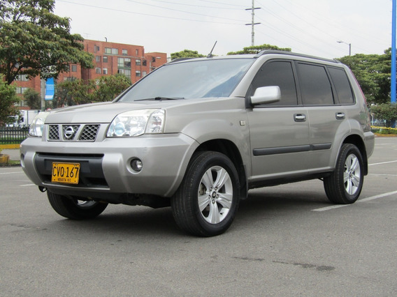 Nissan X-trail Mt 2500 Aa Ab Abs 4x4