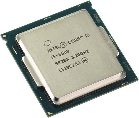 Processador Intel Core I5 6500 3.2ghz 1151 6ª Geração - O&m-