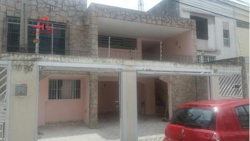 Casa A Venda No Bairro Anhangabaú Em Jundiaí - Sp.  - 2032-1