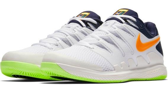 Zapatillas Nike Zoom Vapor Hc Nuevas Para Tenis Profesional
