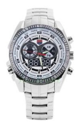 Relógio Masculino Tvg LuxoSeals Elite