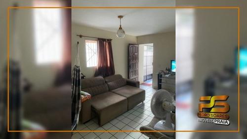 Imagem 1 de 7 de Apartamento Com 2 Dormitórios À Venda, 64 M² Por R$ 135.000 - Bessa - João Pessoa/pb - Ap5133