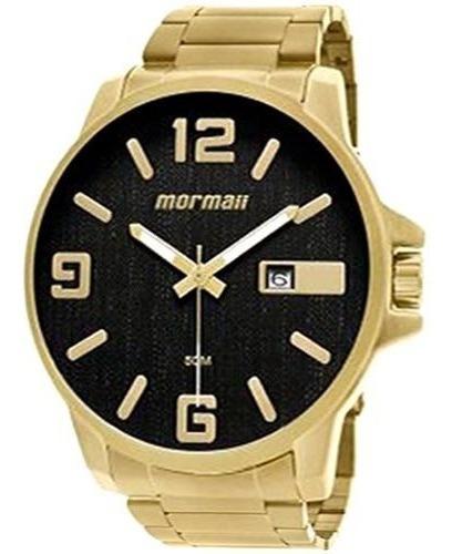 Relógio Mormaii Mo2315zz/4p Estilo Nixon Promoção