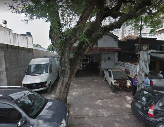 Terreno À Venda, 500 M² Por R$ 800.000 - Vila Olímpia - São Paulo/sp - Te0250