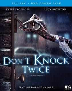 Blu Ray Dont Knock Twice Dvd Original