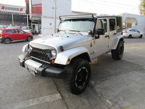 Jeep Wrangler Sahara Unlimited 2009 4x4 At