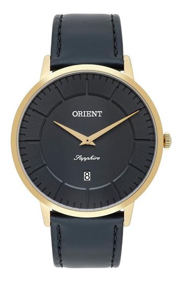 Relógio Orient Masculino Mgscs007 G1px Vidro Sapphire