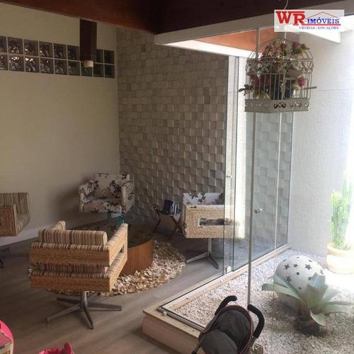 Sobrado À Venda, 120 M² Por R$ 636.000,00 - Demarchi - São Bernardo Do Campo/sp - So0682