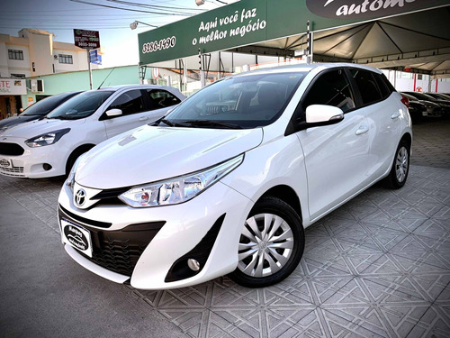 Imagem 1 de 14 de Toyota Yaris 1.3 16v Flex Xl Multidrive