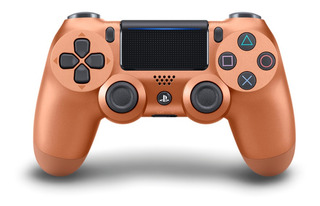 Control joystick Sony Dualshock 4 metallic copper