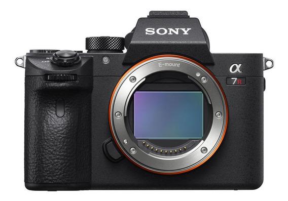 Sony Alpha 7R III sin espejo color negro