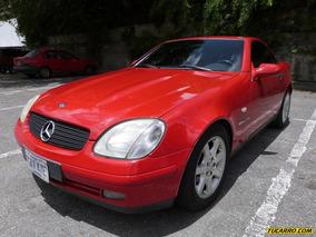 Mercedes Benz Clase Slk 230k - Automatico
