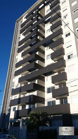 Apartamento Residencial À Venda, Centro, São José Dos Pinhais. - Ap0255