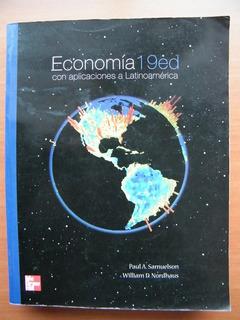 Economía Con Aplicacione A Latinoamérica, Paul Samuelson
