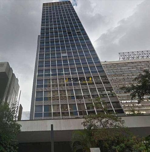 Conjunto Para Alugar, 40 M² Por R$ 1.800,00/mês - Bela Vista - São Paulo/sp - Cj0012