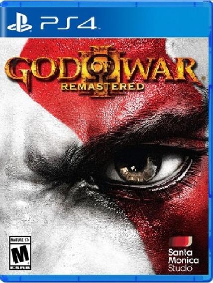 God Of War Iii - Remasterizado - Ps4