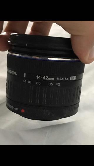 Lente Olympus 14-42mm Zuiku Original