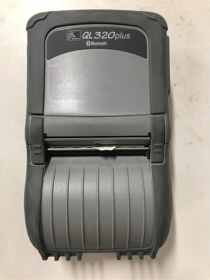 Impressora Zebra Ql 320 Plus Funcionando