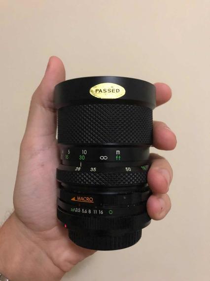 Lente Sakar 28-70mm + Filtro Uv