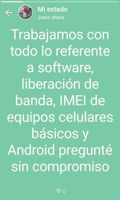 Solomente Software Para Celulares Básicos Y Android