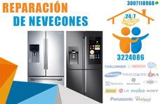 Reparación Y Mantenimiento De Nevecones En Medellín
