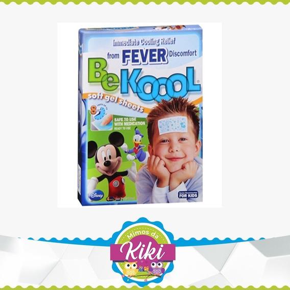 Fever Be Kool Usa - Adesivos Alívio Da Febre Pronta Entrega