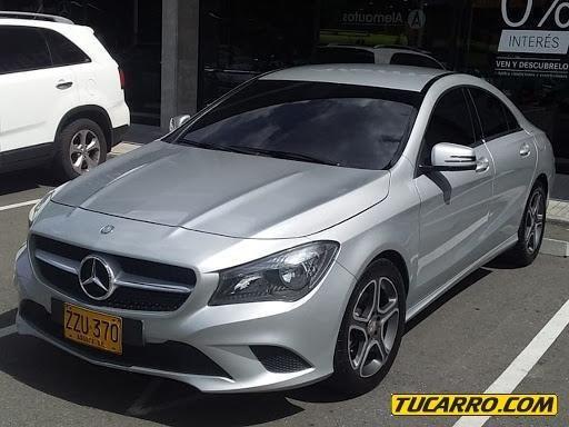 Mercedes Benz Clase Cla Cla 200 Limited 1.6 Tp