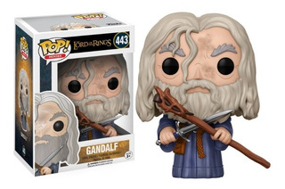 Figura Funko Pop Lord Of The Rings - Gandalf 443