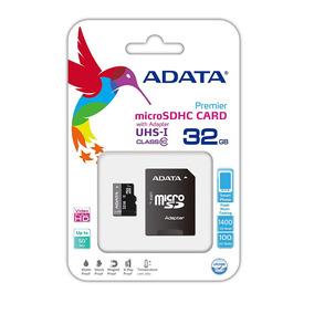 Cartão De Memória - Microsdhc - 32gb - Classe 10 - Adata - A