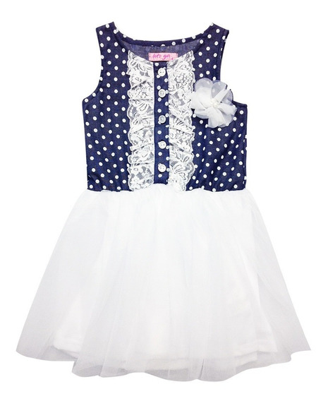 Vestido De Fiesta Estampado (26029-1)