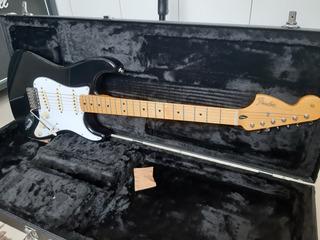 Atención!!! Fender Stratocaster Jimi Hendrix Nueva.