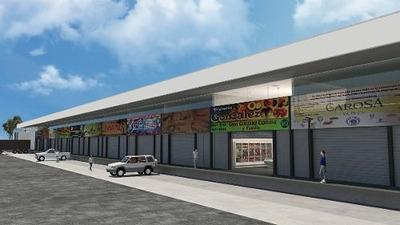 Mercado De Abastos Locales En Renta Excelente Zona