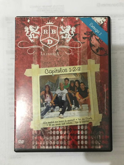 Set De Rbd La Familia (6 Dvds) + Envio Gratis Originales