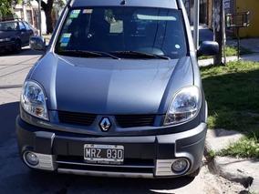 Renault Kangoo 1.6 2 Ath Plus 7as Da Aa Cd Pk Lc 2013