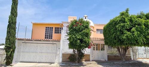 Imagen 1 de 20 de Casa Sola En Venta En Campestre Italiana, Querétaro, Querétaro