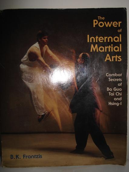 Livro The Power Of Internal Artes Marciais Kung Fu Ingles