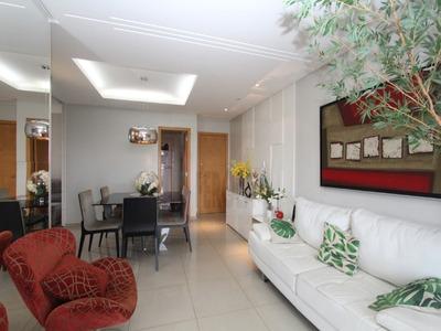 Sqb Apartamento 3 Quartos Super Quadra Brasilia Guará - Ffr301 - 33952461