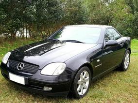 Mercedes Benz Clase Slk Convertible 2003