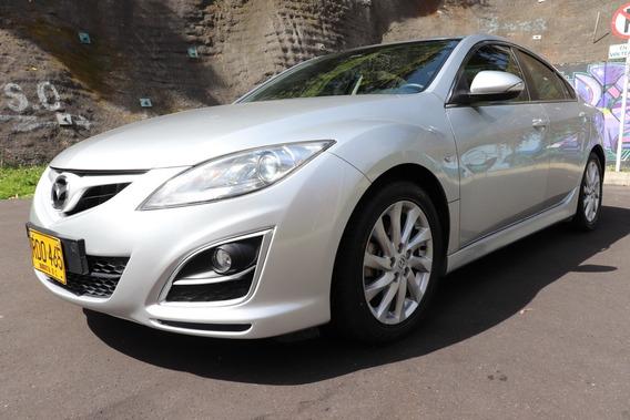 Mazda 6 All New Tp 2500cc Aa 8ab Abs 16v Segundo D. Sunroof