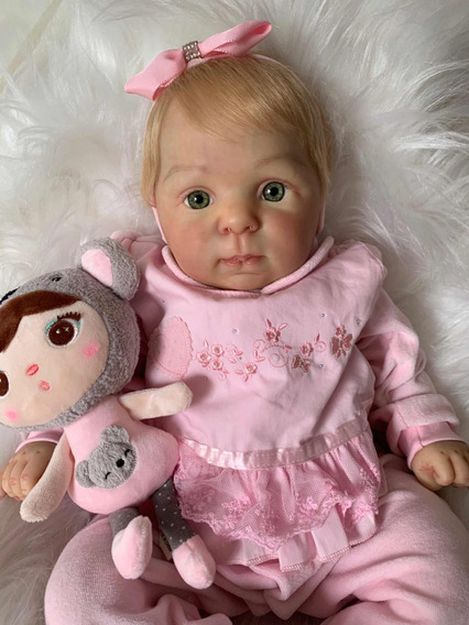 Bebê Reborn Kit Cutie