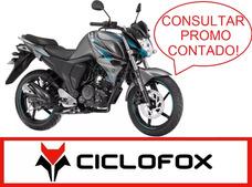 Yamaha Fz 16 Fi S 0km 12 C/u De $5.030 Promo Contado!